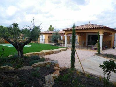 Villa A Vendre Gareoult